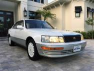 1992 Lexus LS 400 Base