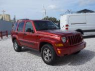 2005 Jeep Liberty Rocky Mountain