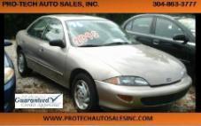 1996 Chevrolet Cavalier LS