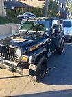 2004 Jeep Wrangler X