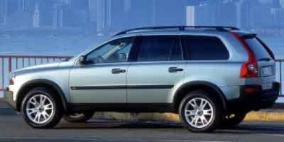 2003 Volvo XC90 2.5T