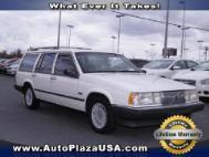1992 Volvo 960 Base