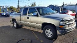 1999 Chevrolet Silverado 1500 Ext. Cab Long Bed 4WD