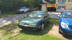 1998 Saturn S-Series SL2