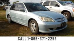 2004 Honda Civic Hybrid Hybrid