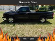 2006 Chevrolet Silverado 1500 1LT Regular Cab Long Box 2WD