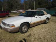 1996 Buick Park Avenue Base