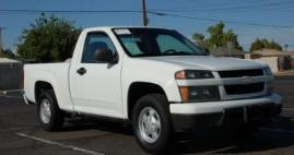 2005 Chevrolet Colorado Z71