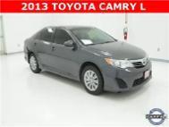 2013 Toyota Camry L