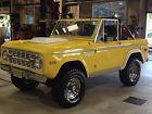 1972 Ford Bronco Explorer