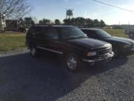 1996 GMC Jimmy Base