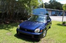 2002 Subaru Impreza 2.5 RS