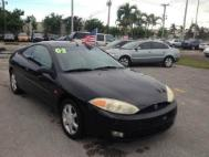 2002 Mercury Cougar Base