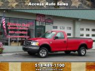 2001 Ford F-150 XL Short Bed 4WD