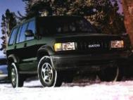 1996 Isuzu Trooper SE