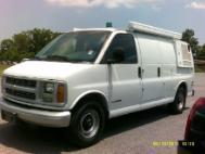 1998 Chevrolet Chevy Cargo Van G3500