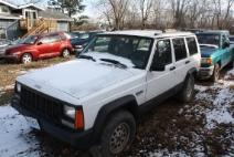 1995 Jeep Cherokee Sport