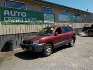 2002 Hyundai Santa Fe Base