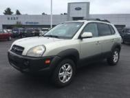 2007 Hyundai Tucson Limited