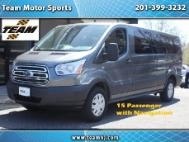 2015 Ford Transit Wagon 350 Wagon Low Roof XLT w/Sliding Pass. 148-in. WB