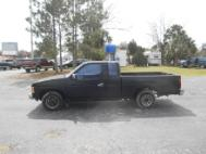 1991 Nissan Truck Base