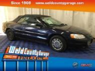 2002 Chrysler Sebring LX