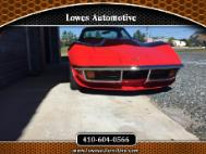 1970 Chevrolet Corvette 454 Big Block