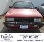 1986 Audi 4000