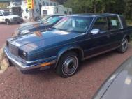 1989 Chrysler New Yorker Landau