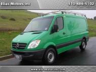2010 Mercedes-Benz Sprinter Cargo 2500 144 WB