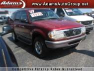 1997 Mercury Mountaineer Base