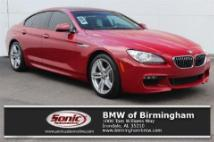 2014 BMW 6 Series 640i xDrive Gran Coupe