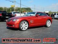 2008 Chrysler Crossfire Limited