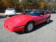 1986 Chevrolet Corvette Base