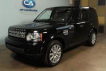 2012 Land Rover LR4 HSE LUX