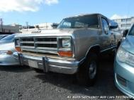 1990 Dodge Ramcharger 150