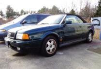 1994 Audi Cabriolet Base