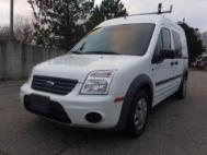 2012 Ford Transit Connect Cargo Van XLT