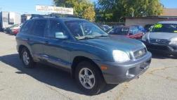 2003 Hyundai Santa Fe GLS
