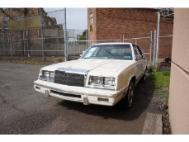 1986 Chrysler New Yorker Base