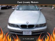 2003 BMW 5 Series 530i