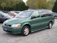 2000 Oldsmobile Silhouette GLS