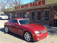 2004 Chrysler Crossfire Base