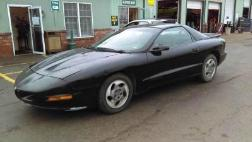 1995 Pontiac Firebird Base