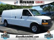 2016 Chevrolet Express Cargo Van 2500
