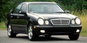 2000 Mercedes-Benz E-Class E320 4MATIC