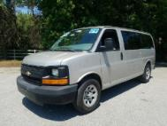 2009 Chevrolet Express LS Wagon