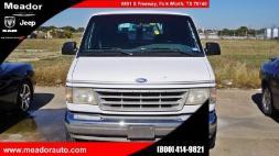 1995 Ford Econoline Cargo Van VAN E-150