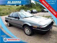 1989 Toyota Corolla SR5 Sport