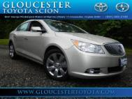 2013 Buick LaCrosse Leather
